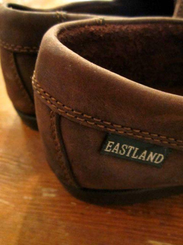 """画像3: """"イーストランド(EAST LAND)"""" レザーシューズ/24.5cm[1114]"""
