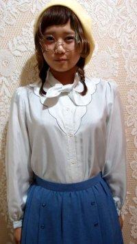 タイカラーストライプシャツ[5062]
