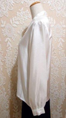 他の写真1: 襟装飾ブラウス[5089]