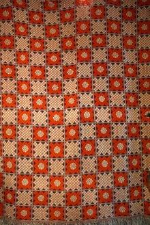 他の写真1: 昭和レトロ こたつカバー 180×180cm [1163]