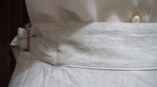 他の写真1: 花柄 水色 スカート フレア/w62cm[41356]