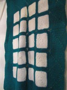 他の写真2: かぎ編み ブランケット 128×160cm〔1017〕