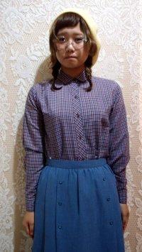 チェックシャツ[5072]