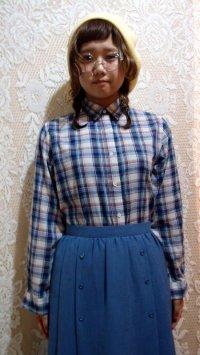 チェックシャツ[5068]