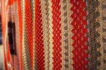 他の写真2: 昭和レトロ ニットこたつカバー180×180cm [1167]