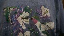 他の写真1: US 鳥 プリント 半袖Tシャツ〔1019〕