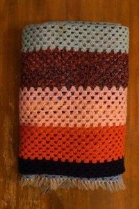 かぎ編み  ブランケット 210×150cm [1188]