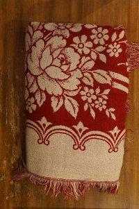 昭和レトロ 花柄 こたつカバー200×200cm [1194]