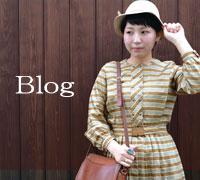 昭和レトロ古着スロージャムのブログにリンクします